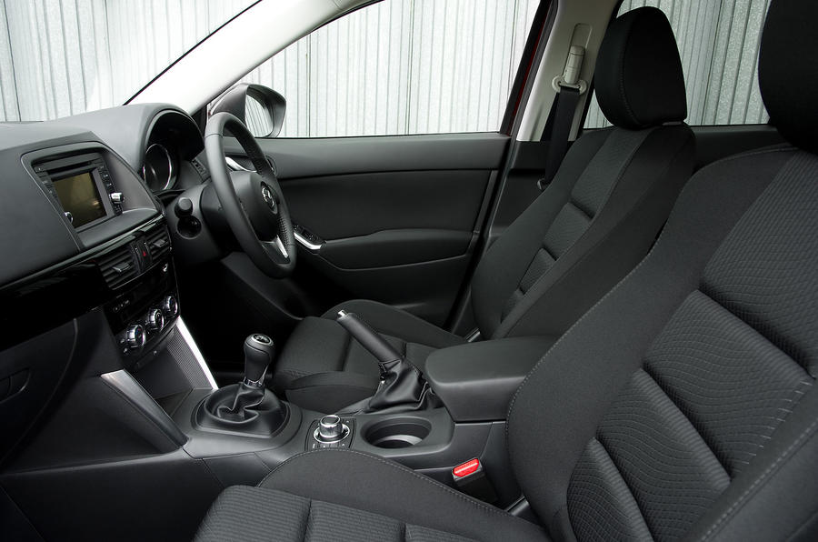 Mazda CX-5 interior