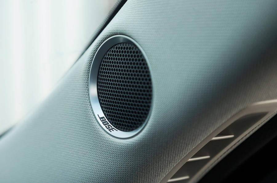 Mazda CX-5 Bose speaker tweeter