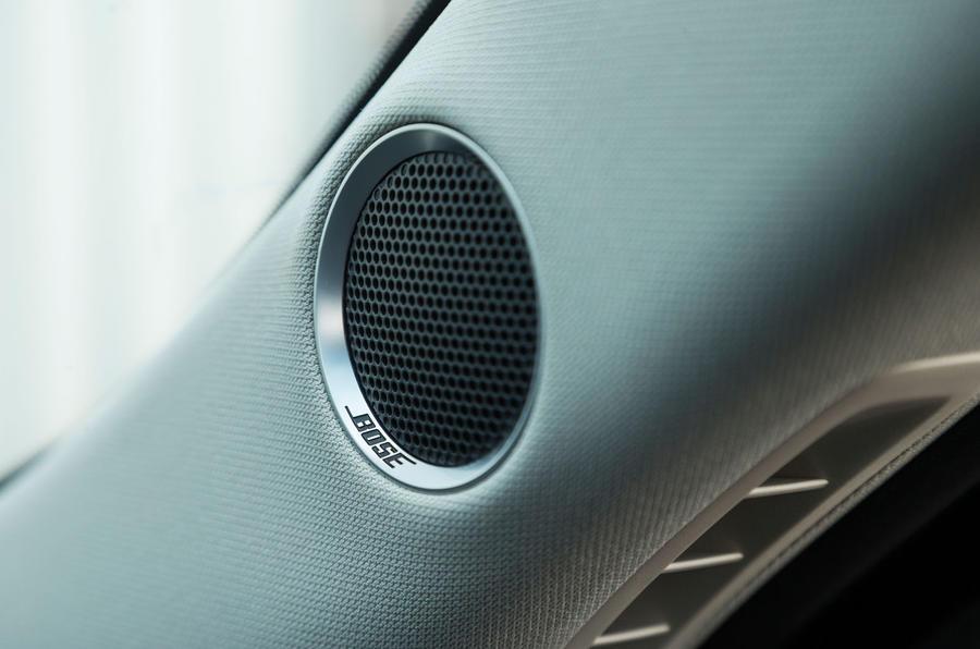Mazda CX-5 Bose speaker tweeter
