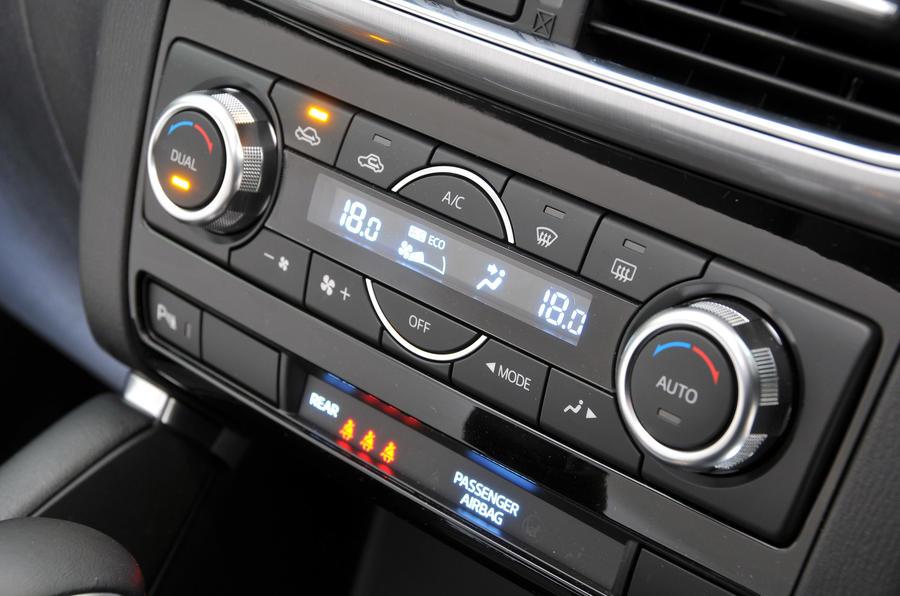 Mazda Cx 5 2015 Interior >> Mazda CX-5 Review (2017) | Autocar