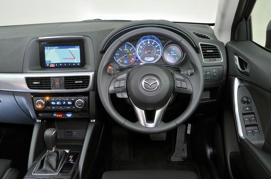 ... Interior; Mazda CX 5 Dashboard ...
