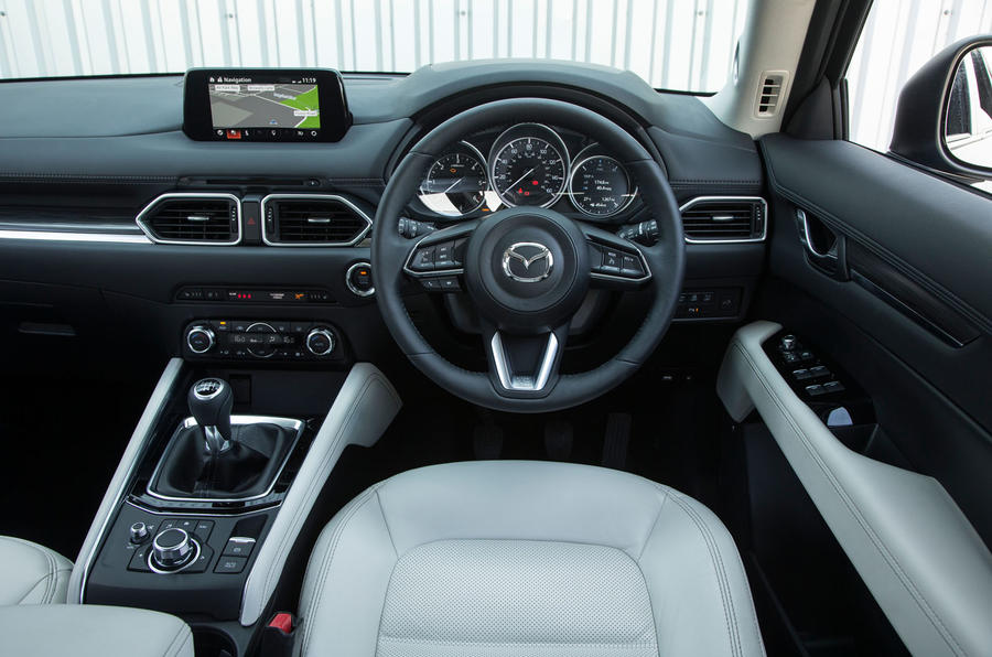 ... Interior; Mazda CX 5 Dashboard ... Pictures