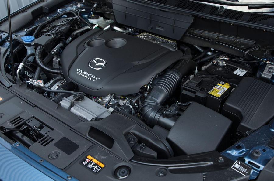 Mazda cx5 engine