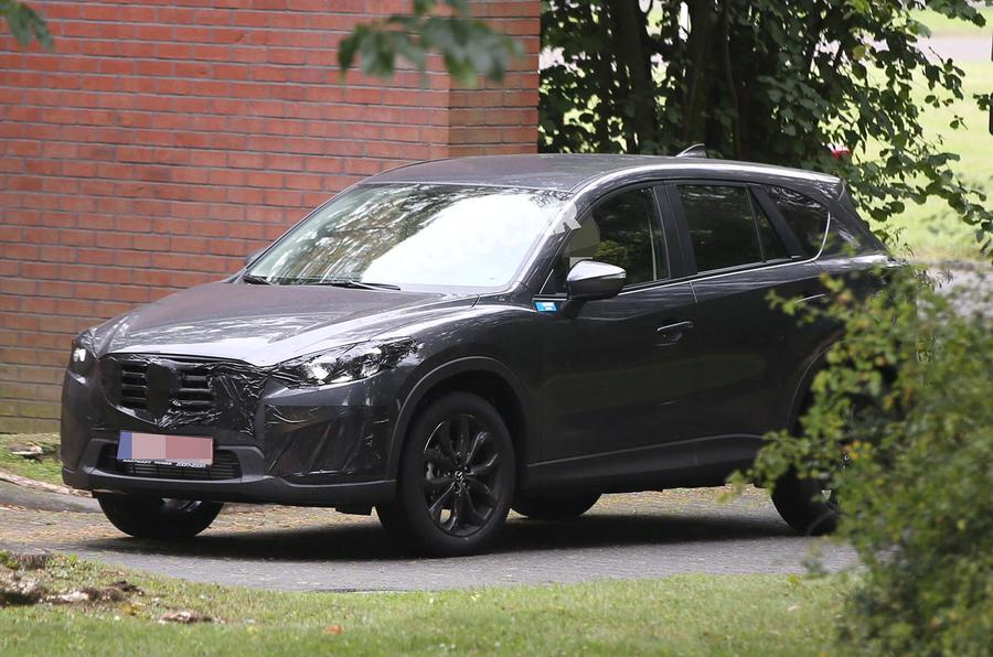 Mazda plans CX-5 facelift for LA motor show debut