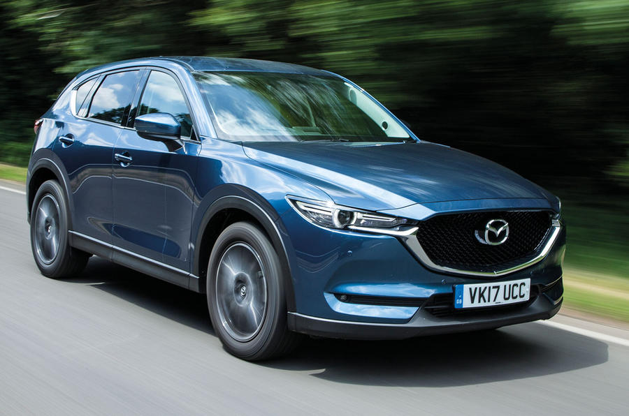 <b>Mazda</b> CX-5 Review (2017)   Autocar