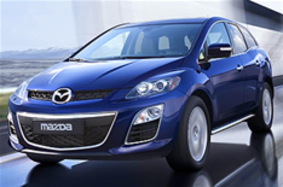 New Mazda CX-7 launched