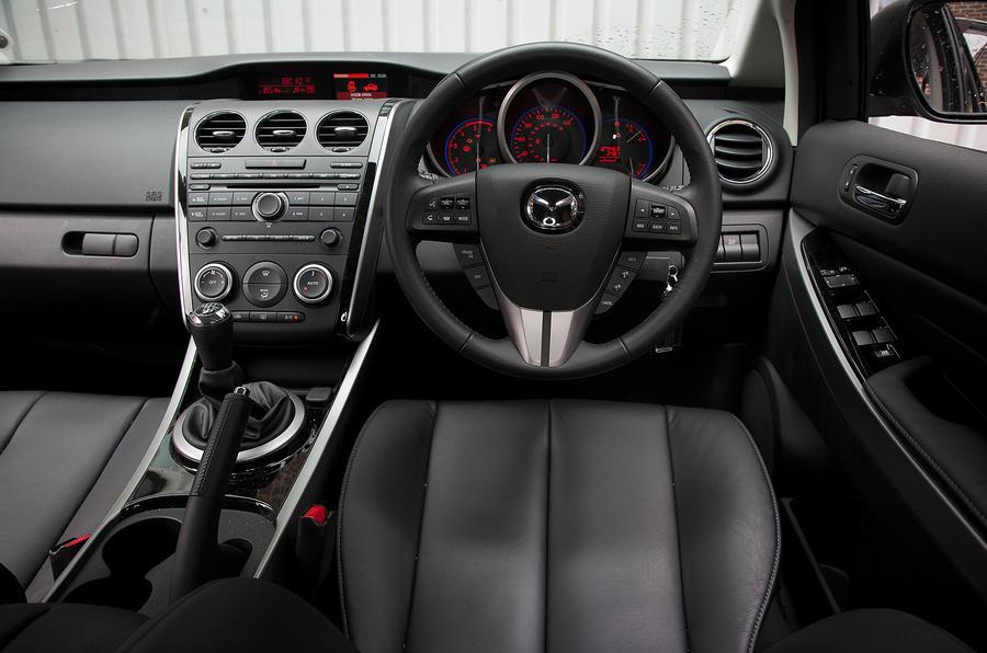 Perfect ... Mazda CX 7 ...