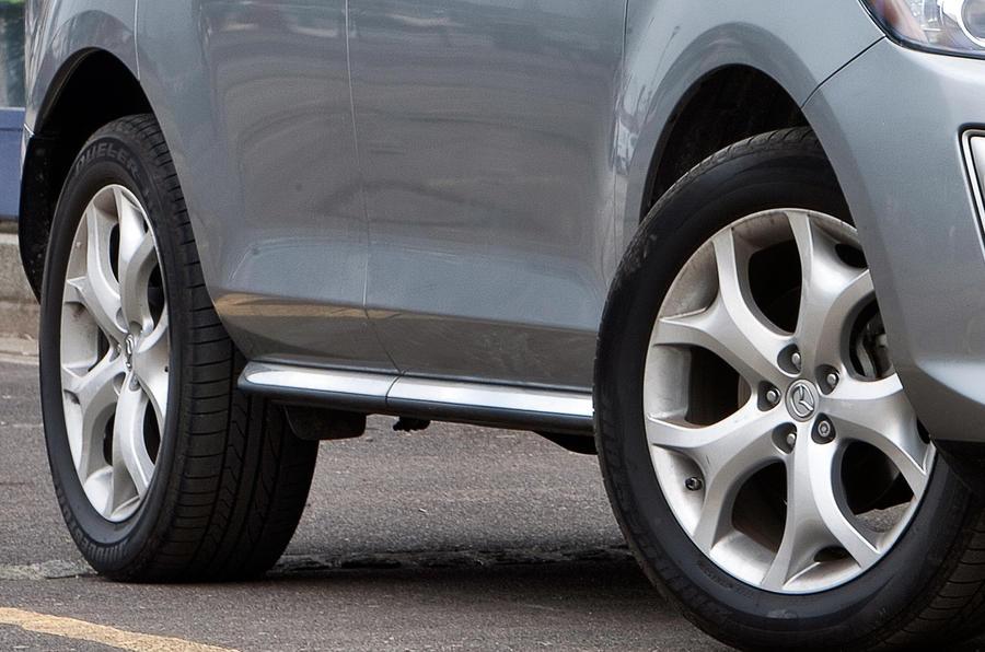 Mazda CX-7 alloy wheels