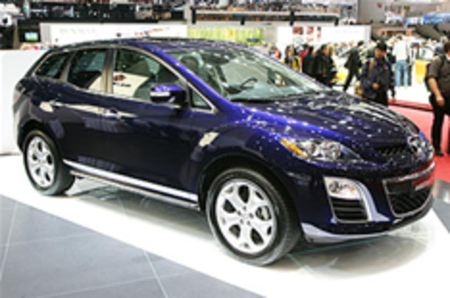 Mazda CX-7 gets diesel power