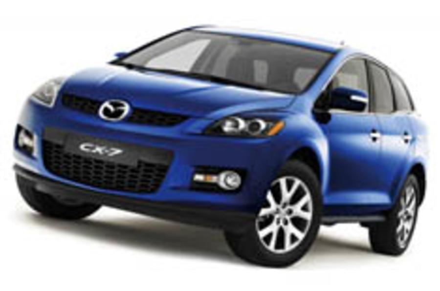 Mazda SUV to make Euro debut in Paris