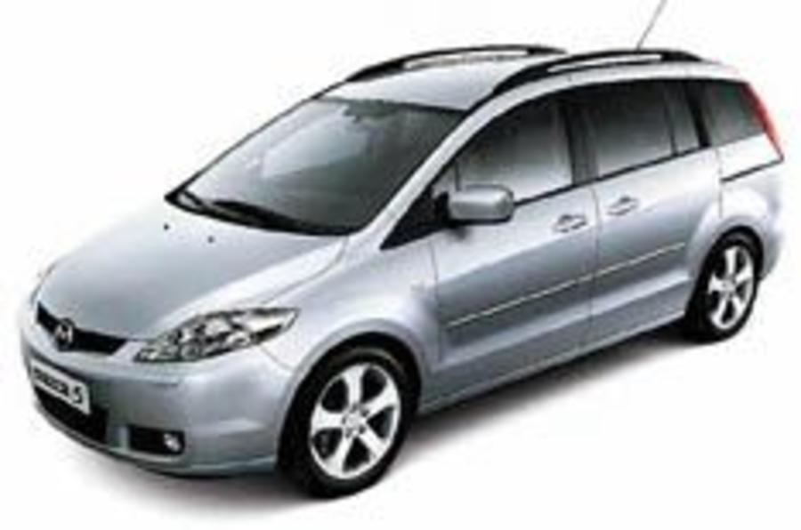 Mazda C Maxes Its Mpv Autocar