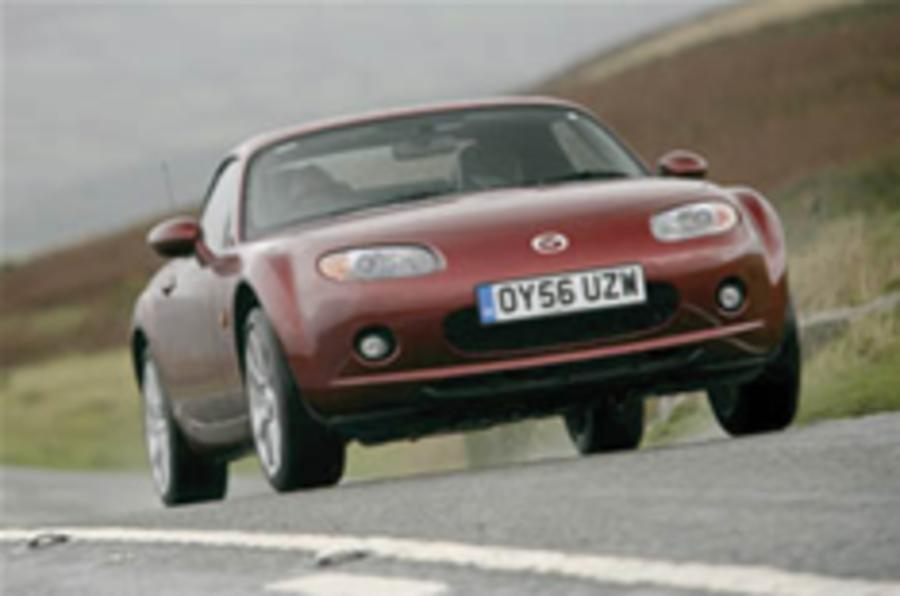 Mazda MX-5 is top used car