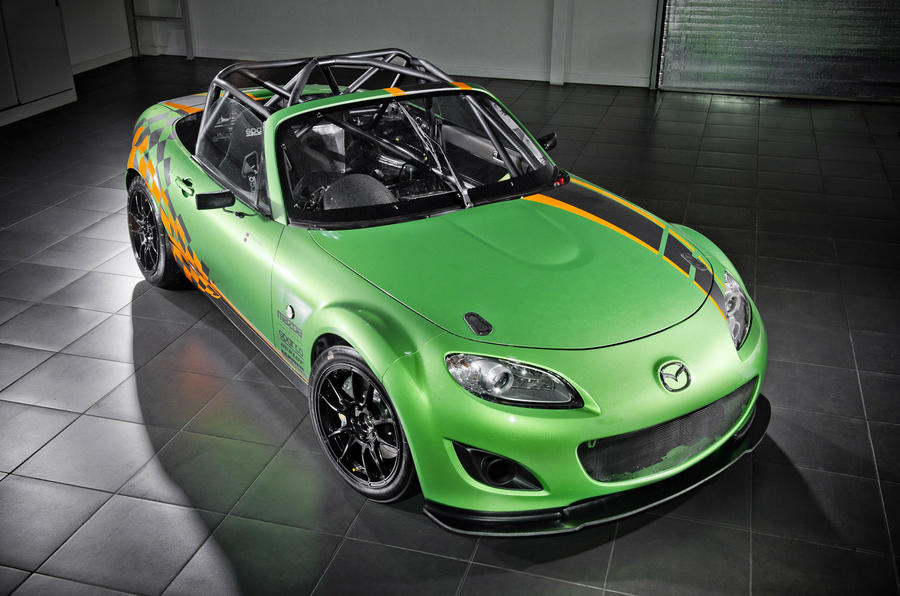 Fastest, lightest MX-5 ever