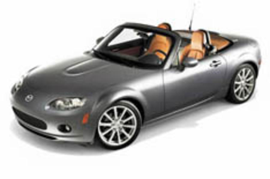 Mazda MX-5: the icon is back