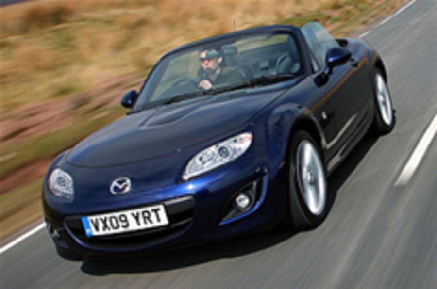 Mazda MX-5 prices revealed