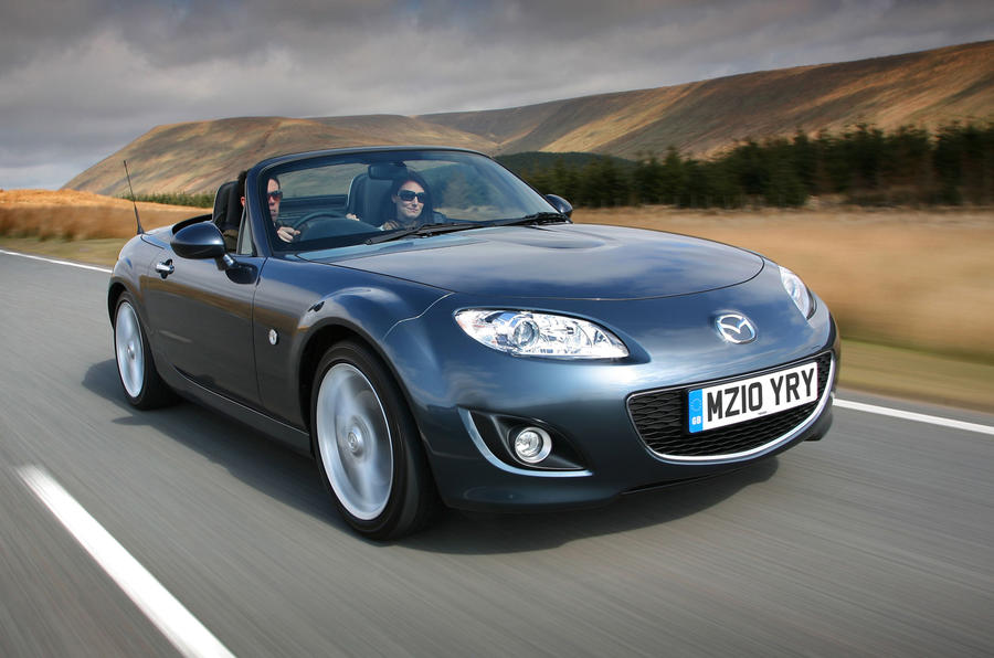 Mazda sells 100,000th UK MX-5