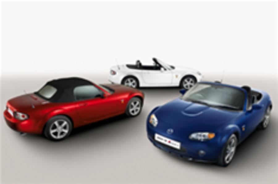 Mazda MX-5 achieves Icon status
