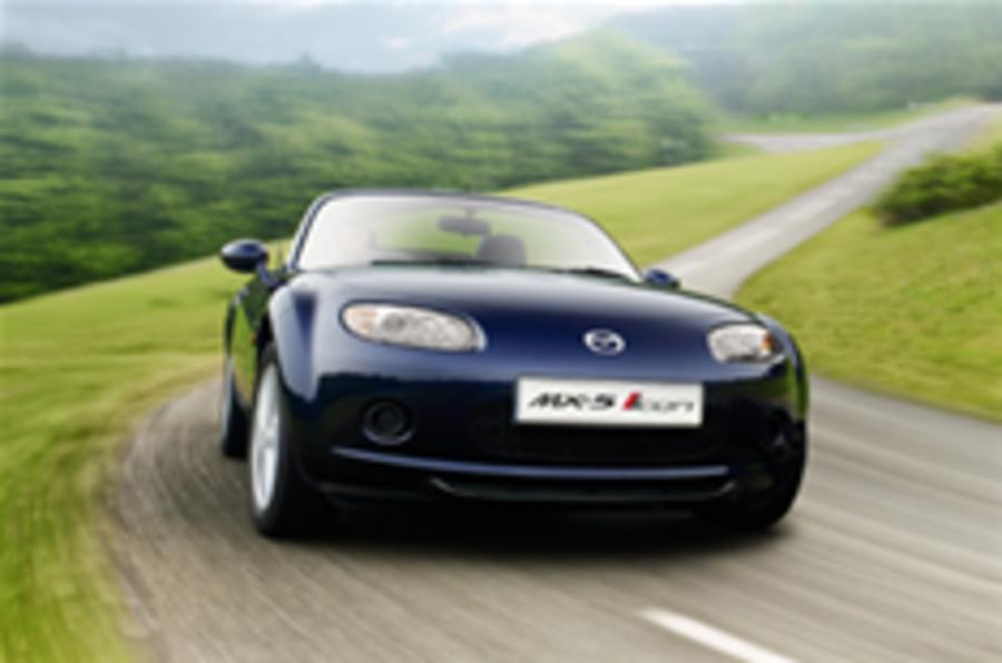 "Next MX-5 ""will be radical"""