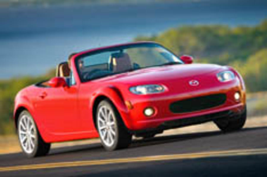 New MX-5 from £15,600