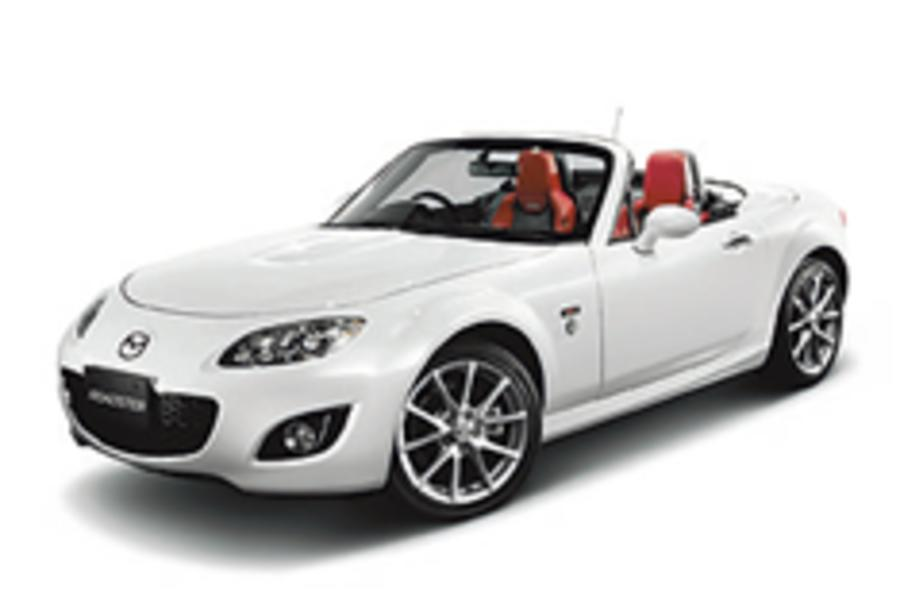 special edition mazda mx 5 autocar. Black Bedroom Furniture Sets. Home Design Ideas