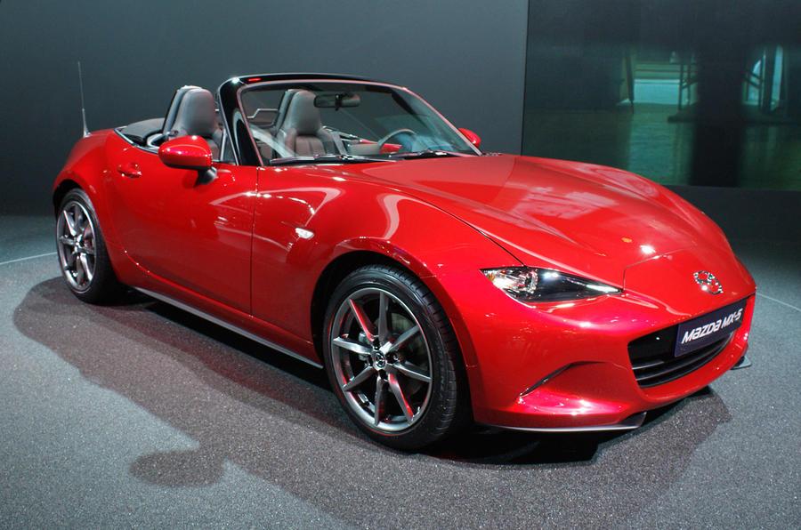 Mazda MX-5 could spawn RX-8 successor
