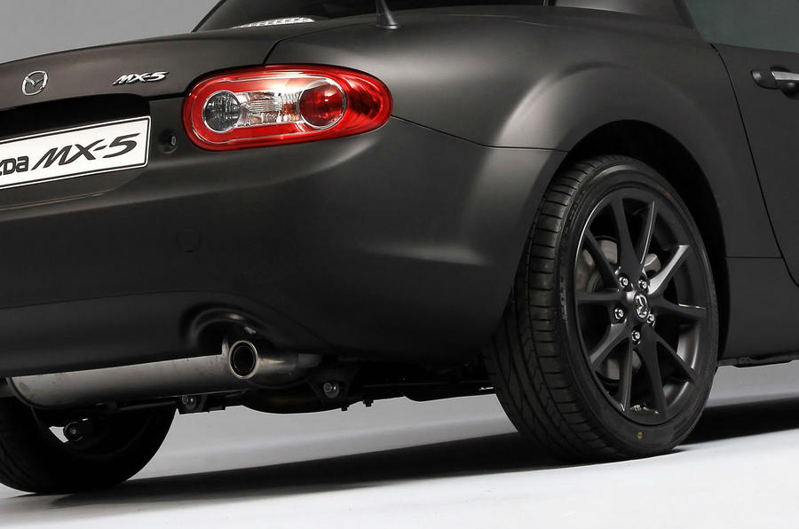 Mazda MX-5 special edition
