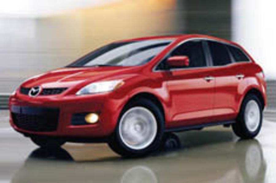 Mazda duo hits Detroit