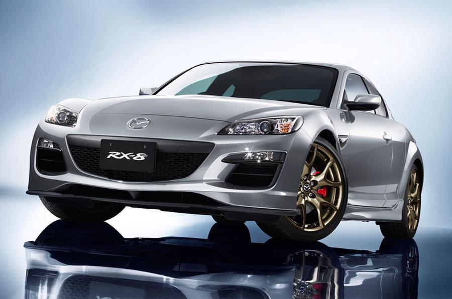 LA show: Mazda commits to rotary