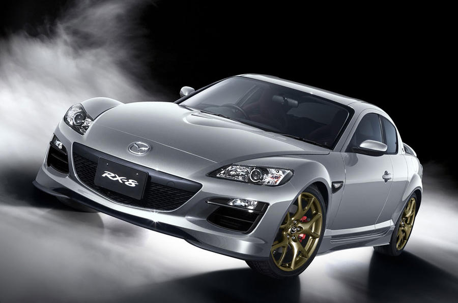 Last special Mazda RX-8 launched
