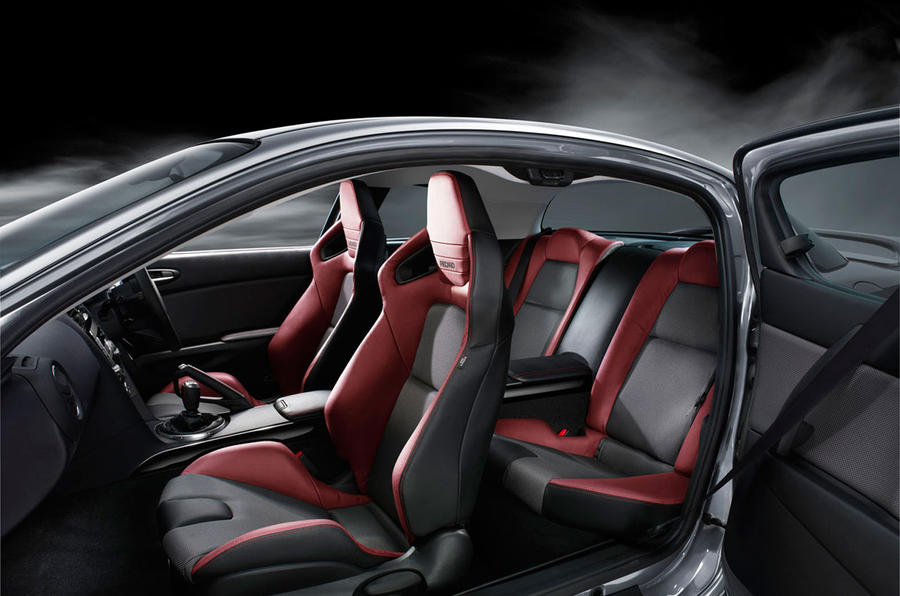 Last Special Mazda Rx 8 Launched Autocar