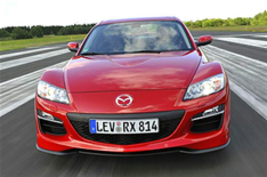 Next RX-8 will be 'evolutionary'