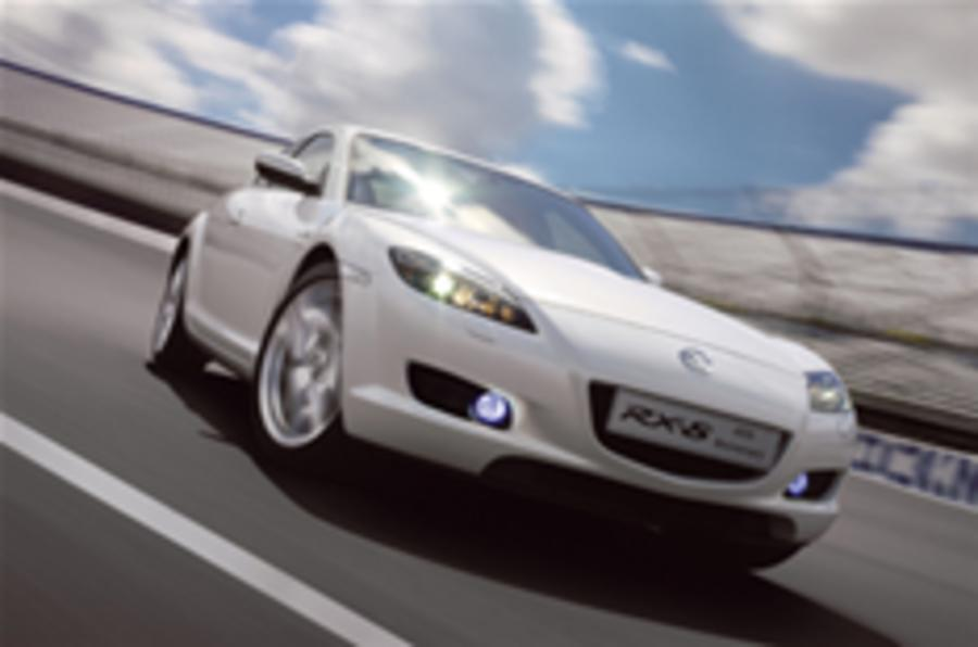Meet Mazda's 40th anniversary RX-8