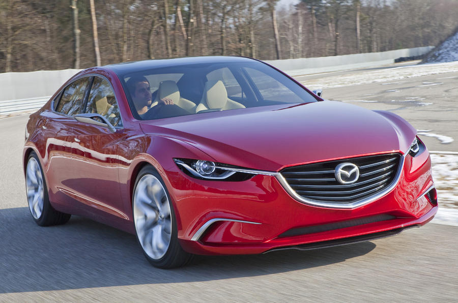 New York show: Mazda Takeri