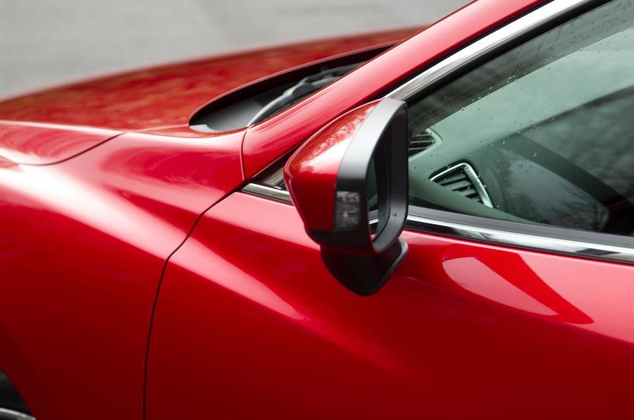 Mazda 6 wing mirror