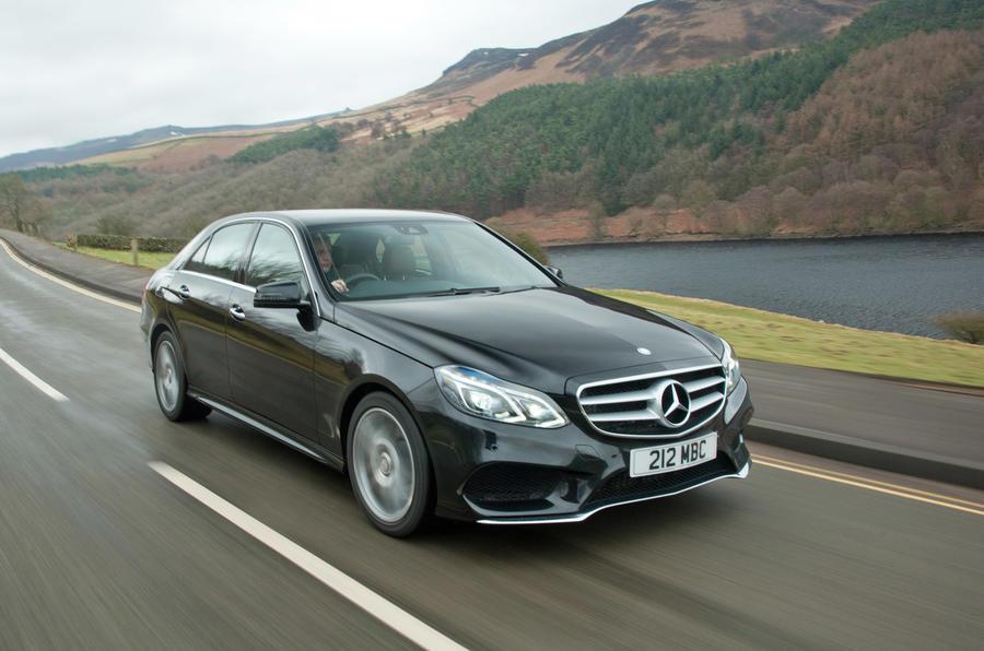 4 star Mercedes-Benz E-Class
