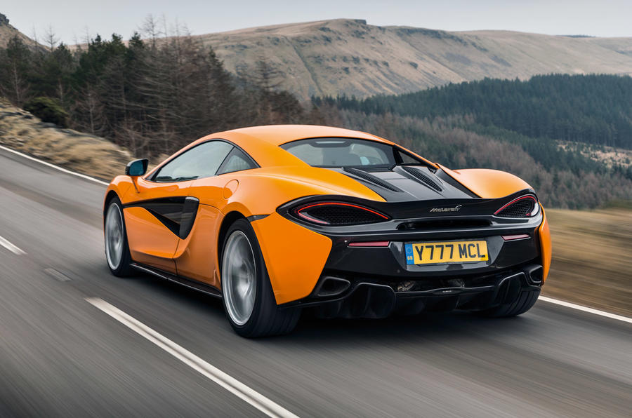 How To Make A Car Faster >> McLaren 570S Review (2018) | Autocar