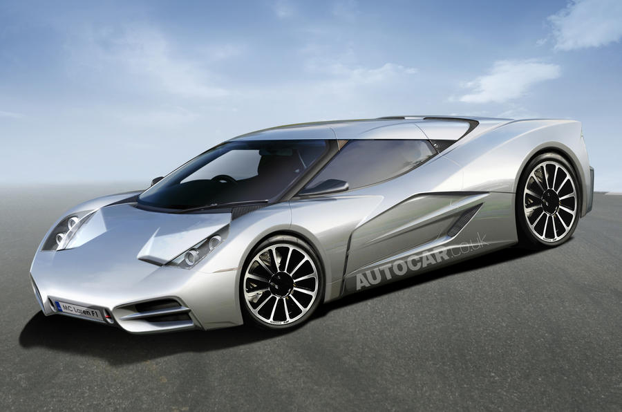 'Mega Mac' to eclipse Veyron