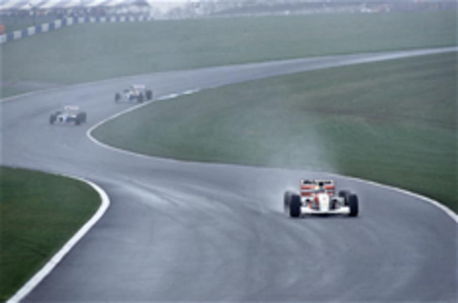 Donington gets GP extension
