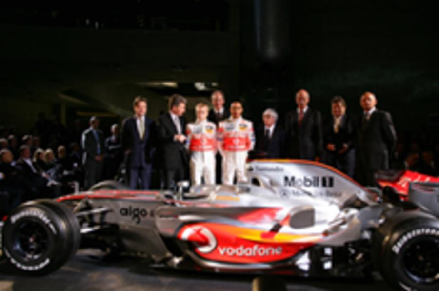 Mercedes to buy McLaren?