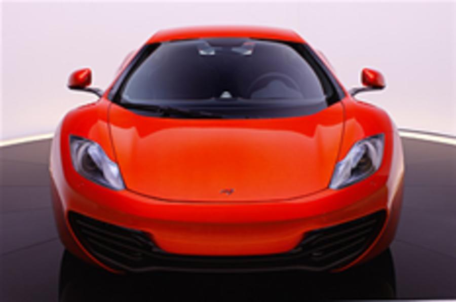 McLaren plans '5-10' variants
