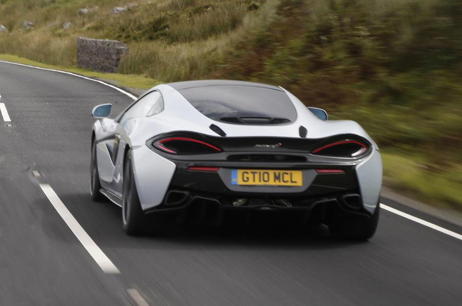 McLaren 570GT Review (2018)