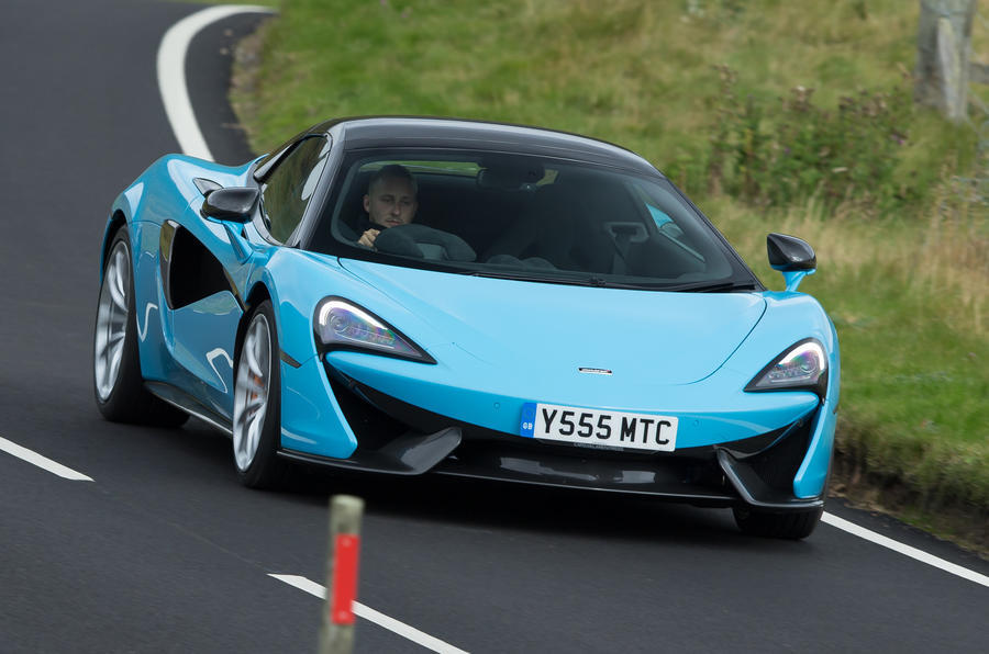 Mclaren 570s Spider Review 2018 Autocar
