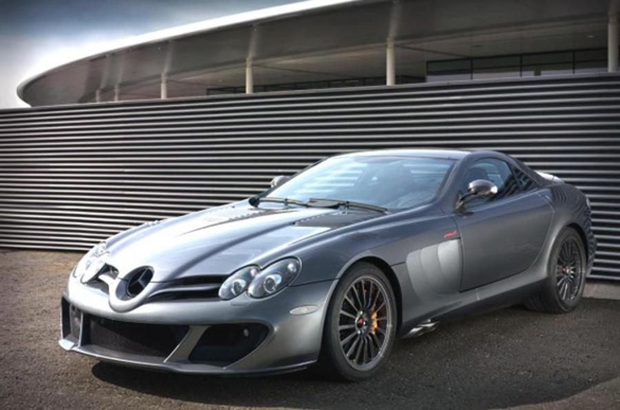 McLaren's new SLR special