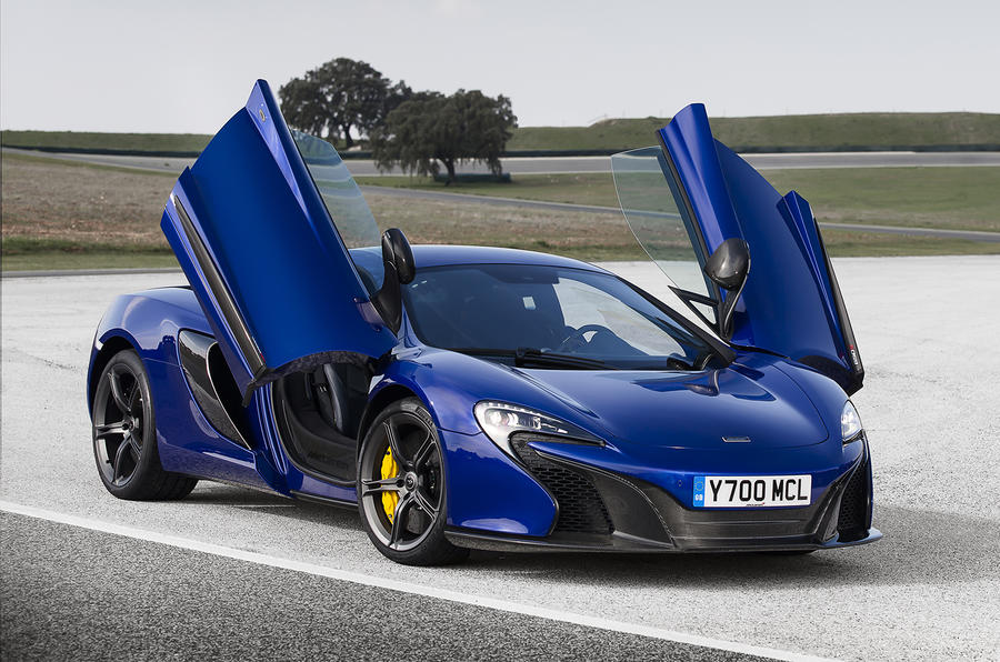 Mclaren 650s Coupe News Of New Car Release And Reviews