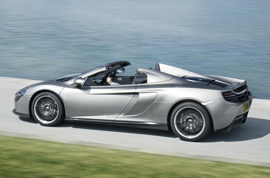 McLaren 650S MSO gets ready for Goodwood debut