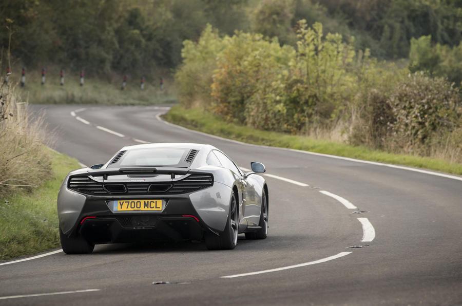 McLaren 650S Review (2018) | Autocar
