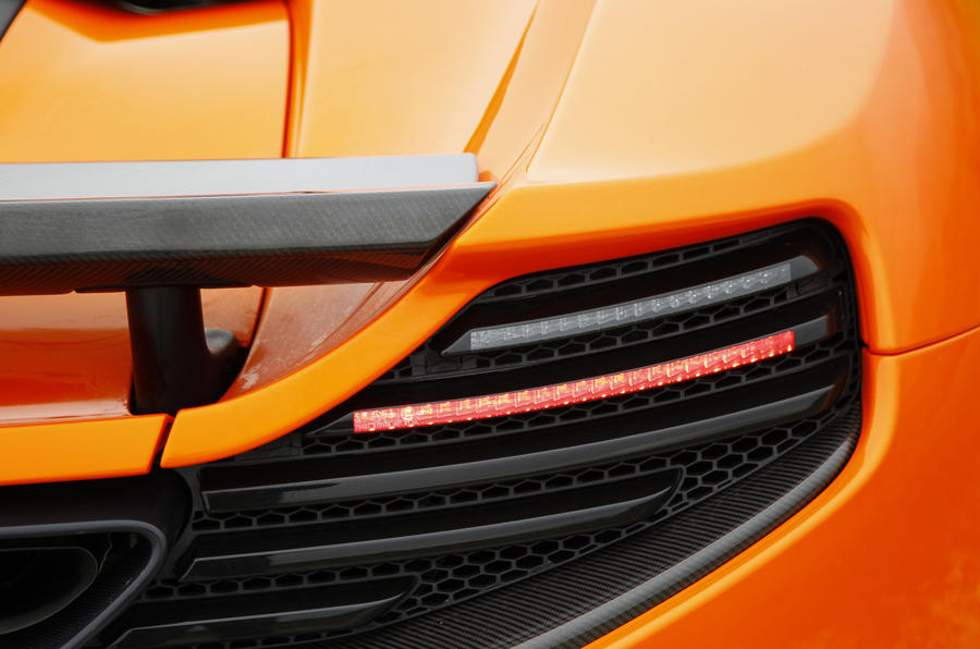 McLaren 650S Spider LED tailights