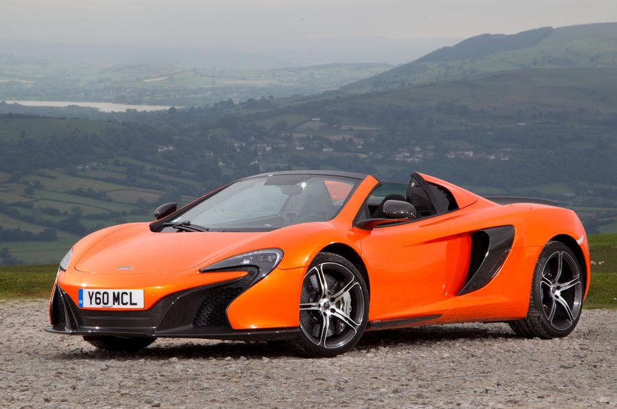 How Much Is A Mclaren >> McLaren 650S Spider Review (2017) | Autocar