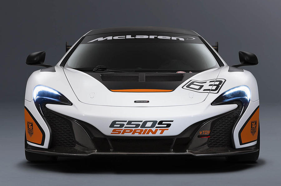 McLaren reveals new 650S Sprint ahead of Pebble Beach debut