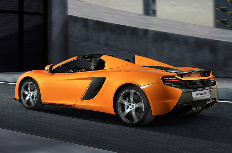 Why the McLaren 650S looks like a masterpiece